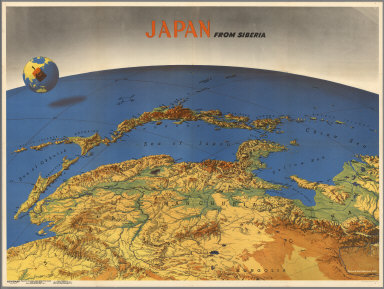 Japan from Siberia.