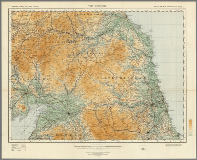 Quarter Inch To One Mile Third Edition 1924 Great Britain Ordnance Survey Southampton Map Sheets Are Undissected But Mounted On Linen And Folded Into