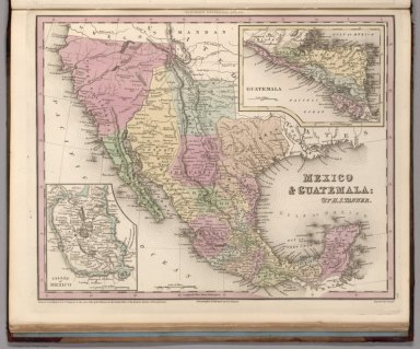Mexico and Guatemala.