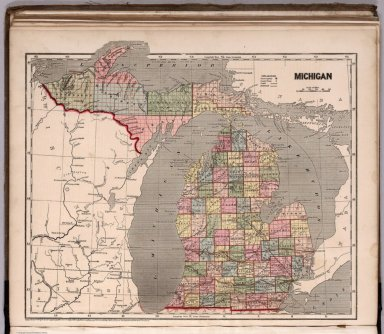 Browse all world atlas from 1844 david rumsey historical map michigan gumiabroncs Gallery