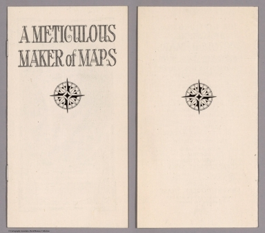 Covers: A meticulous maker of maps