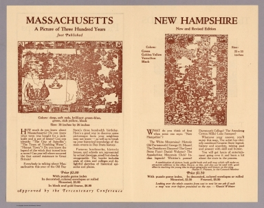 Text Page: Picture history maps. Designed by Elizabeth Shurtleff