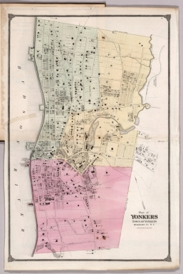 Browse All : Images of Yonkers %28N.Y.%29 - David Rumsey Historical on