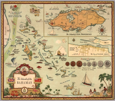 The Islands of the Bahamas. George Annand