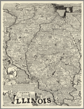 Browse all images of illinois david rumsey historical map collection a poster of illinois gumiabroncs Gallery