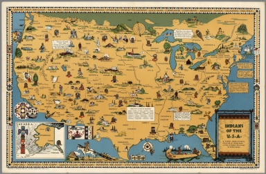 Browse All Pictorial Map Of United States David Rumsey