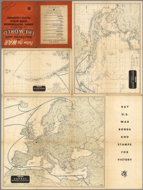Browse All : Images of Europe from World War II - David Rumsey ...