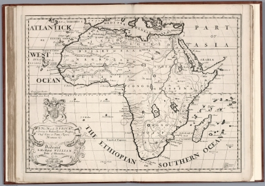 Map Of Africa 1700.Browse All Atlas Map Of Africa From 1700 David Rumsey Historical