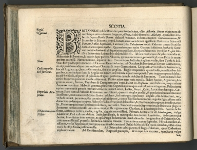 Text Page: Scotia