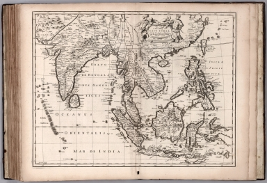 A New Map of East India.