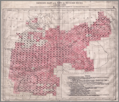 Index Map: Sheets 1 - 674