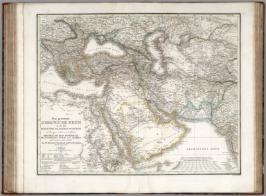 Ottoman Empire as the Possessions of the Pasha of Egypt.