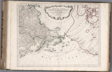 53-III. New Map of the Discoveries made by Russians vessels.