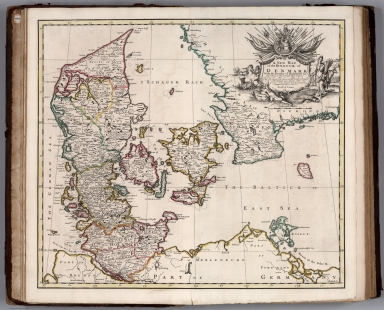 Browse all atlas map of denmark david rumsey historical map new map of the kingdom of denmark gumiabroncs Images