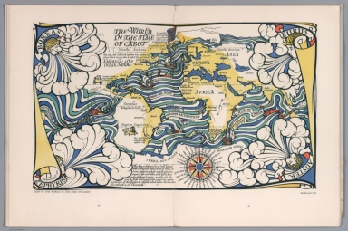 The World in the Time of Cabot (1517).