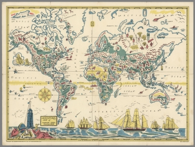 World Map 1933.Browse All Images Of World From 1933 David Rumsey Historical Map