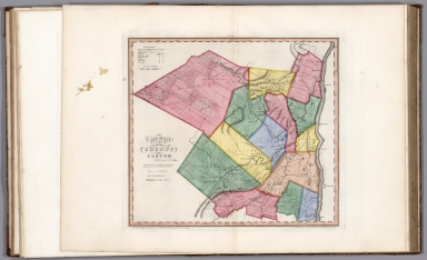 Ulster County New York Map.Browse All Images Of Ulster County N Y David Rumsey