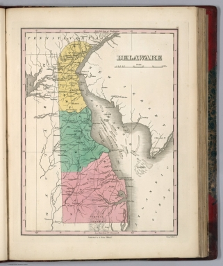 Browse all atlas map and world atlas of united states and delaware delaware finley anthony delaware 1827 world atlas gumiabroncs Gallery