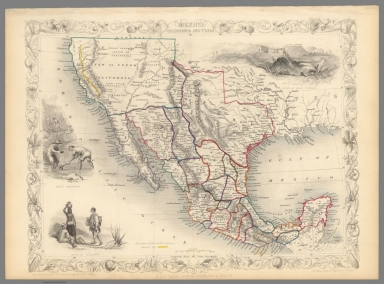 Browse All : Atlas Map from California Gold Rush - David