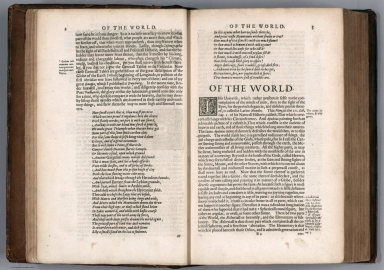 Text Page: (Continues)The type of the globe of the earth. Of the world