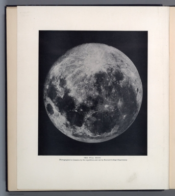 Frontispiece: The full moon