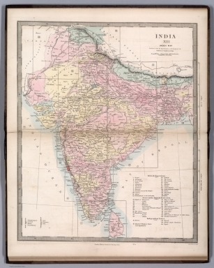 Browse all world atlas from 1856 david rumsey historical map india xiii index map gumiabroncs Image collections
