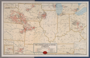 The United Light & Power Company and affiliated companies