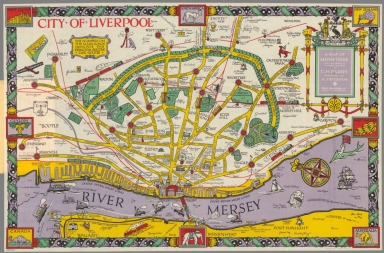 Browse All : Images of Liverpool %28England%29 - David Rumsey ...
