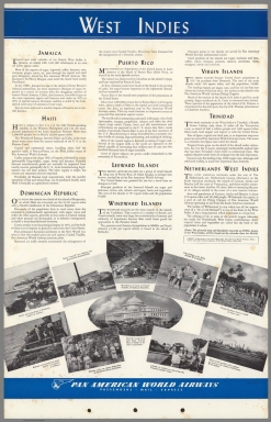 Text Page: West Indies