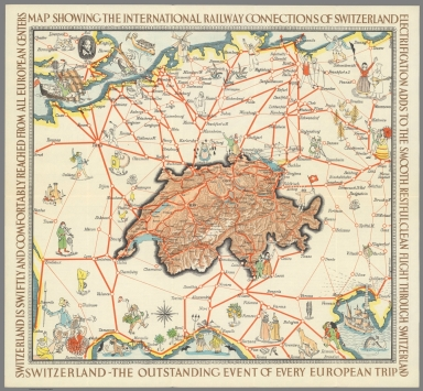 Browse All Railroad David Rumsey Historical Map Collection - Us railroad map 1890