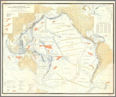 Browse All : Images of Pacific - David Rumsey Historical Map