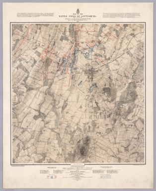 Browse All Images From U S Civil War David Rumsey Historical Map Collection