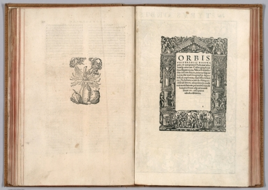 Text Page: Orbis universalis descriptio