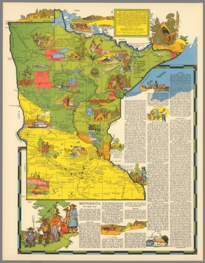 Minnesota : The Gopher State