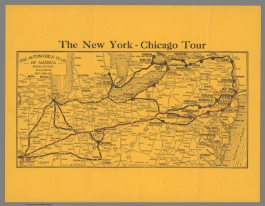 The New York -Chicago tour