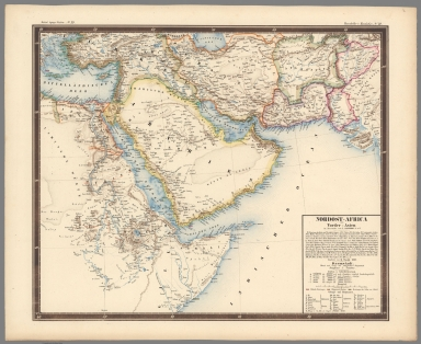 Browse all atlas map of saudi arabia from 1850 david rumsey browse all atlas map of saudi arabia from 1850 david rumsey historical map collection gumiabroncs Images