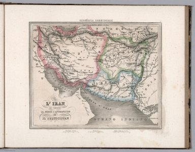 Browse all atlas map of iran david rumsey historical map collection 13 liran che comprende la persia lafghanistan ed il beluscistan gumiabroncs Choice Image
