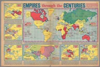 Empires through the Centuries. July 27, 1941.