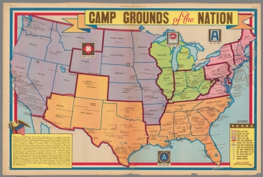 Camp Grounds of the Nation. December 2, 1941.