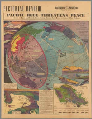 Pacific Rule Threatens Peace.