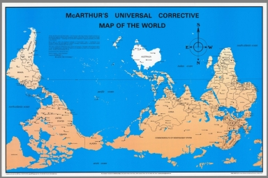 Browse All Images Of World David Rumsey Historical Map Collection - World map uncolored