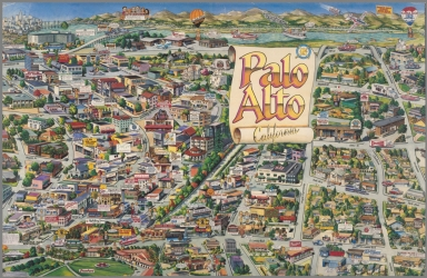 Browse All Images of Palo Alto 28Calif29 David Rumsey