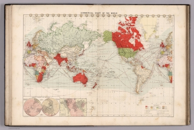 Commercial chart, World