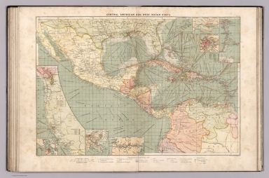 Central American and West Indian ports