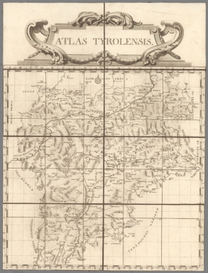 Index Page: Atlas Tyrolensis