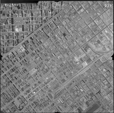 35. San Francisco Aerial Photo Survey.