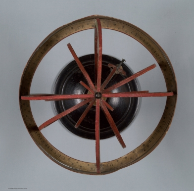 Copernican Armillary Sphere. View 1.