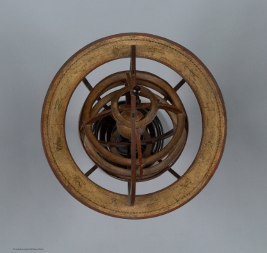 Ptolemaic Armillary Sphere. View 1.