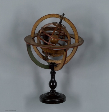 Ptolemaic Armillary Sphere. View 4.