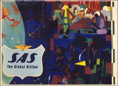 Sheet 6. SAS The Global Airline.
